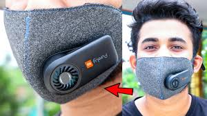 XIAOMI Mi <b>PURELY</b> AIR <b>MASK</b> REVIEW | <b>Anti Pollution</b> Air <b>Mask</b> ...
