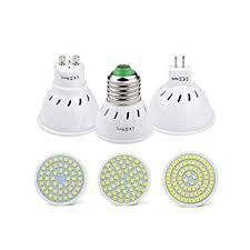 GGSSYY-JNDP 2pcs <b>Led Spotlight Bulb E27</b> Gu10 Mr16 Gu5.3 ...