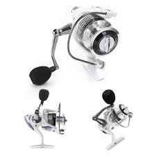 LIE YU WANG <b>13</b> + <b>1BB Gear</b> Ratio 5.2: 1 Spinning Fishing Reel ...
