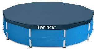 Натяжной <b>тент Intex</b> 18937 5.74 м — купить по выгодной цене на ...