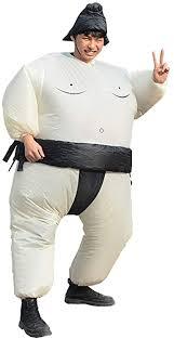 HHARTS Sumo Inflatable Costume Blow up Wrestling ... - Amazon.com