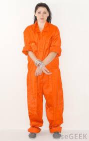 Image result for orange prison jumpsuit