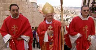 Christians of the <b>Holy Land</b> - CBS News