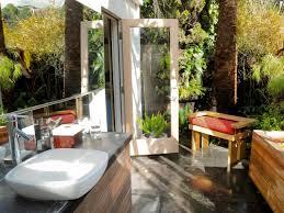 outdoor bathroom ideas house design