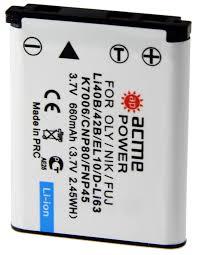<b>Аккумулятор AcmePower AP</b> для Olympus - Чижик