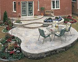 patio steps pea size x:  images about outdoor decor on pinterest patio grill raised patio and walkways