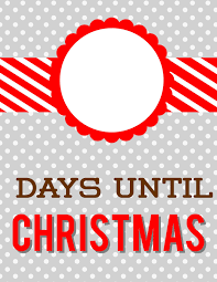 detail oriented diva days until christmas dry erase countdown days until christmas dry erase countdown