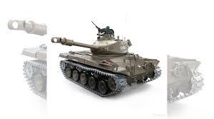 <b>Радиоуправляемый танк Heng Long</b> US M41A3 Bulldog купить в ...
