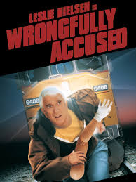 wrongfully accused movie trailer reviews and more com