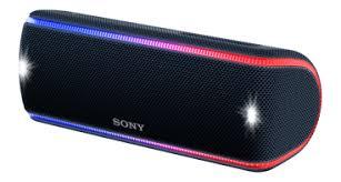 Беспроводная <b>колонка Sony SRS</b>-<b>XB31</b>, Черный - купить по цене ...
