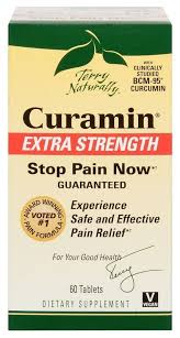 Terry Naturally <b>Curamin Extra Strength</b> 60 ct - To Your Health