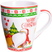 "<b>Кружка</b> ""<b>MERRY CHRISTMAS</b>"", 340 мл | Купить с доставкой | My ..."