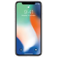 Смартфон APPLE iPhone <b>X</b> 64GB Silver MQAD2RU/A: цена, фото ...