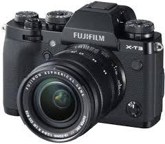 Купить <b>фотоаппарат Fujifilm X-T3 Kit</b> 18-55mm black в Москве ...