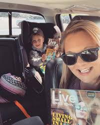 <b>I am out</b> and about with a little helper... - Live Small Town Magazine ...