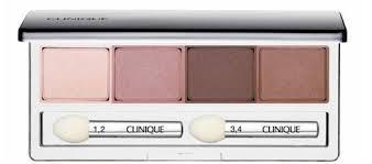 <b>Clinique All About Shadow</b> Quad Eye Shadows Pink Chocolate 4.8g ...