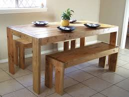 How To Make A Dining Room Table Homemade Dining Room Table Build Dining Room Table For Goodly