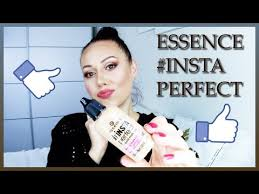 <b>Тональные кремы</b> Essence <b>Insta Perfect</b> Liquid Makeup в Санкт ...