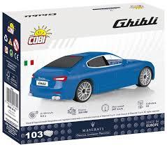 Купить <b>Конструктор Cobi Maserati</b> 24564 Ghibli по низкой цене с ...