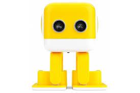 <b>Интеллектуальный танцующий робот</b> WLtoys Cubee F9 Yellow ...