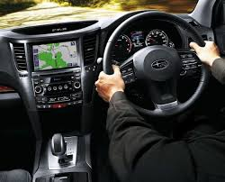Interior Subaru 2013 Outback Super