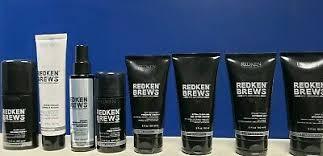 <b>Redken Brews</b> Pomade, Finishing Cream, Fiber Cream, <b>Thickening</b> ...
