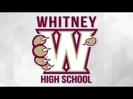 Whitney High School - Home