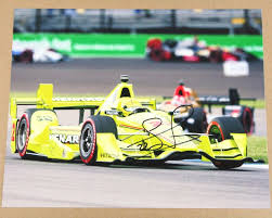 montoya wins at indycar opener at st pete marco andretti th 2010