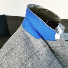 Why is there felt under a <b>suit collar</b>? - Bespoke Edge