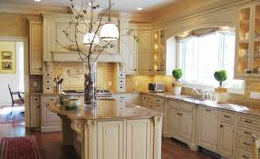 inviting french country kitchen interiors