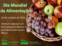 Resultado de imagem para dia mundial da alimentação 2016