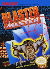 Blaster Master cover