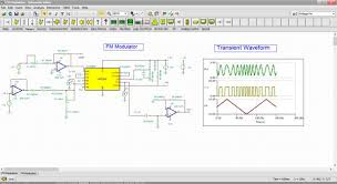 online electronic circuit diagram maker   pcb design how to create    schematic editor in tina  schematic editor in tina schematic design