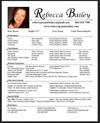 acting resume template for microsoft word rebecca free resume in microsoft word resume ms word resume templates