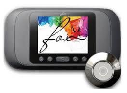 Комплект <b>видеодомофона FOX</b> FX-PV3, артикул 8708, цена 3 ...