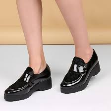 <b>Ботинки Wonders</b> C4701 gloss black velvet – Испания, черного ...