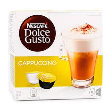 <b>Кофе в капсулах</b> NESCAFE <b>DOLCE</b> GUSTO Каппучино 200 г ...