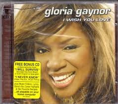 gloria gaynor i wish you love cd new amp sealed bonus cd gloria gaynor i wish you love cd new amp sealed bonus cd 743219528629