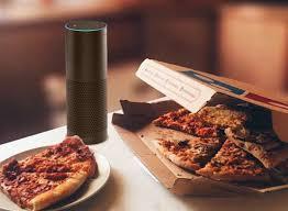 Alexa  order me a pizza       Amazon Echo adds Dominos ordering in     GeekWire      Alexa  order me a pizza       Amazon Echo adds Dominos ordering in time for the Super Bowl   GeekWire