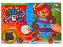 Купить аппликацию <b>набор для творчества Danko</b> Toys Creative ...