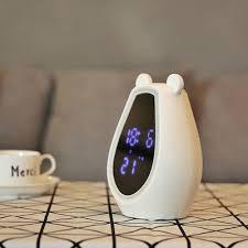 Best baseus encok a09 alarm clock bluetooth 42 speaker 1500mah ...