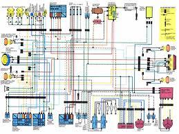 honda bike wiring diagram honda wiring diagrams