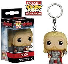 <b>Funko</b> - Pocket <b>POP</b> Keychain: Marvel - Avengers 2 - Thor: <b>Funko</b> ...