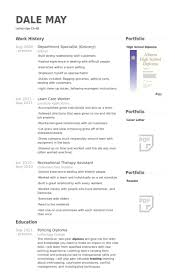 grocery resume samples   visualcv resume samples databasedepartment specialist  grocery  resume samples