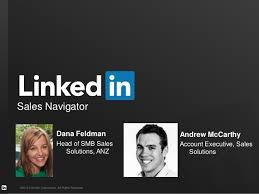 Resultado de imagen para LinkedIn Sales Solutions