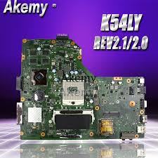 Akemy <b>K54LY</b> Laptop motherboard <b>for ASUS</b> K54L <b>K54LY X54H</b> ...