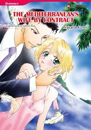 THE <b>MEDITERRANEAN'S</b> WIFE BY CONTRACT (Harlequin Comics ...