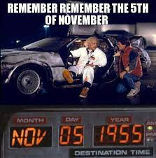 November 5th Back To The Future Meme | WeKnowMemes via Relatably.com