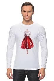 Лонгслив <b>Red</b> skirt, <b>red</b> lips #655479 от Анна Терешина по цене ...