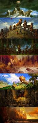best ideas about narnia prince caspian narnia the chronicles of narnia concept art by justin sweet from knightofleo on tumblr narnia